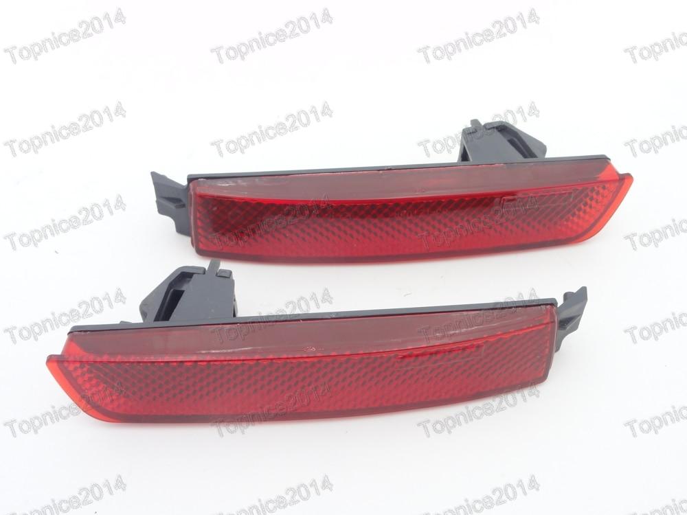 1pair rezerves aizmugures atstarotāju lukturi pa kreisi un pa labi - Auto lukturi
