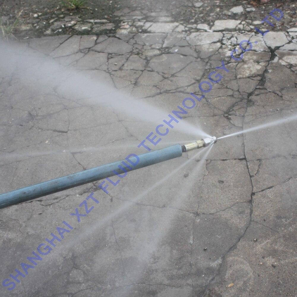 XZT S16 1 4 X25 7 5mX200BAR 3000PSI Karcher Pro HD pressure washer Sewer Jetter drain