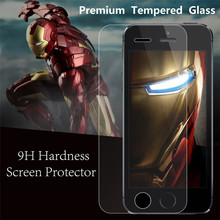 5000pcs ultra thin 0 3mm explosion proof tempered glass screen protector guard film for iphone 4