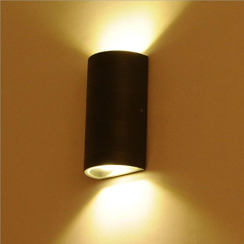 Mode indoor slaapkamer gangpad wandlamp achtertuin gateway veranda blaker tuin verlichtingsarmaturen WKS-OWL66