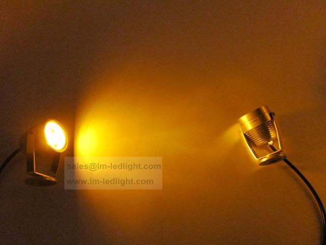 Illuminazione esterna impermeabile 24 v 3 w 20 pz lotto albero di