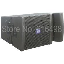 Powered Line Array Speaker VRX932LAP  Built-in Amplifier DSP VRX932 Professional Neodymium Driver NEO speaker