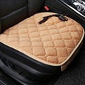 Car Heating Cushion Plush Heater Pad Heating Car Warmer Seat Cushion Electric Heated Massage Seat Cushion Car Accessoreis