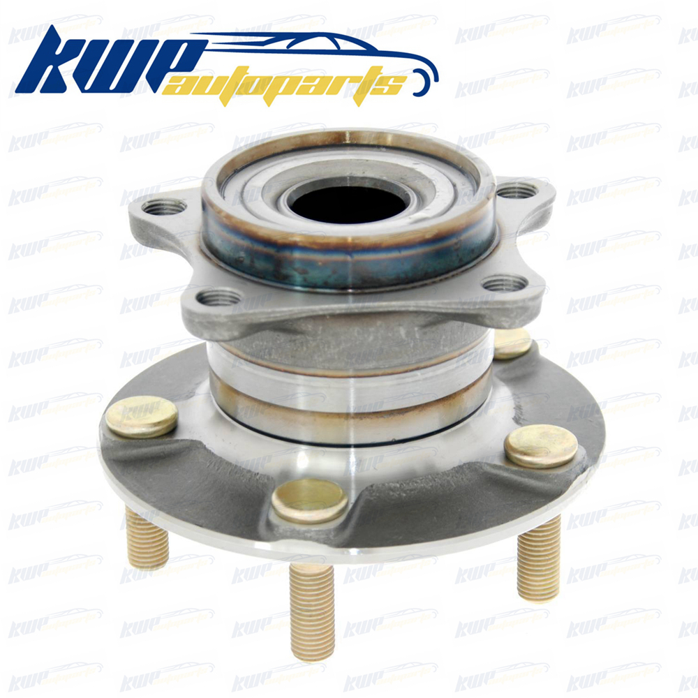 REAR WHEEL AXLE BEARING HUB COMPLETE ASSEMBLY For MAZDA CX7 4WD AXELA ATENZA PREMACY rear wheel hub bearing for land rover dicovery 2 2 5td tay100060
