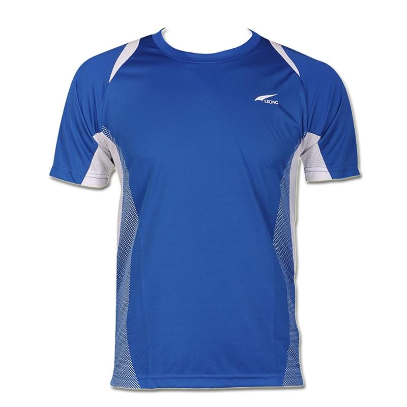 Nykomst 2019 män Designer T-shirt Casual Quick Dry Slim Fit tröja - Herrkläder - Foto 2