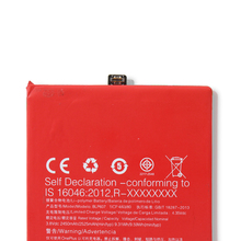 100% Original Backup For Oneplus X BLP607 Battery Smart Mobile Phone+ + Tracking No
