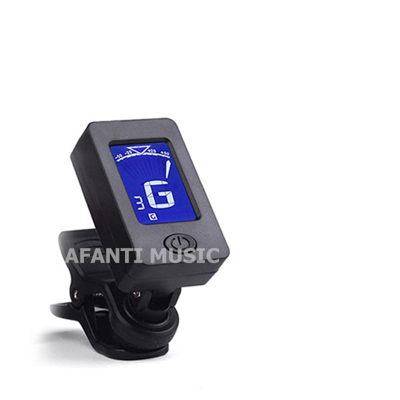 Afanti Music Guitar / Ukulele Tuner (TUN-119)