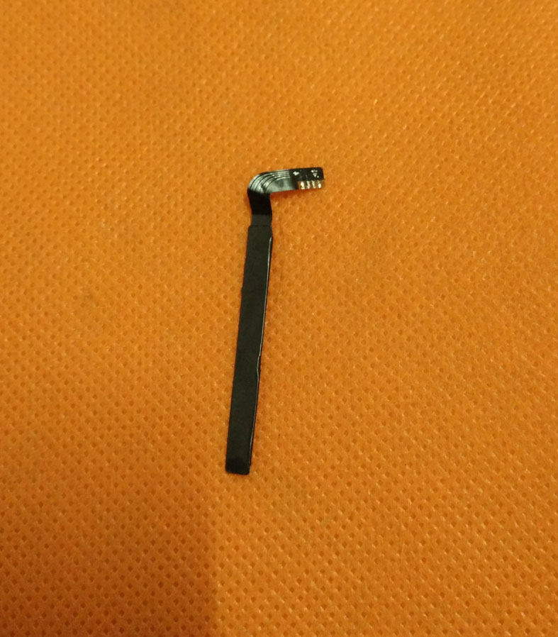 Used Original Power On Off Button Volume Key Flex Cable FPC for Doogee F5 5.5inch MTK6753 Octa Core FHD 1920x1080 Free Shipping