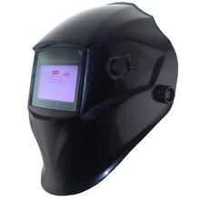 Out ajuste de visión Grande 4 sensor de arco molienda DIN5-DIN13 Solar oscurecimiento automático MIG TIG MMA máscara de soldadura/casco/soldador/mascarilla