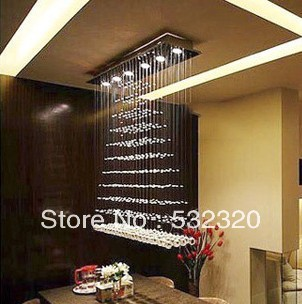 Home lighting free shipping restaurant ceiling lamps k9 crystal home lighting free shipping restaurant ceiling lamps k9 crystal drop design ceiling lights fast delivery from mozeypictures Gallery