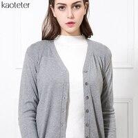 85 Silk 15 Wool Cashmere Women S Sweaters Women Long Sleeved Warm Sweater Female Knitting Button