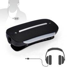 2017 Nouveau Avantree aptx FAIBLE LATENCE Bluetooth Adaptateur Sans Fil Récepteur pour Casque Filaire Écouteurs Clip-sur avec Bulit-dans Mic