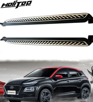 Hot nerf bar side bar running board for Hyundai ENCINO KONA 2018+ , supplied from old seller, very reliable, reasonable price
