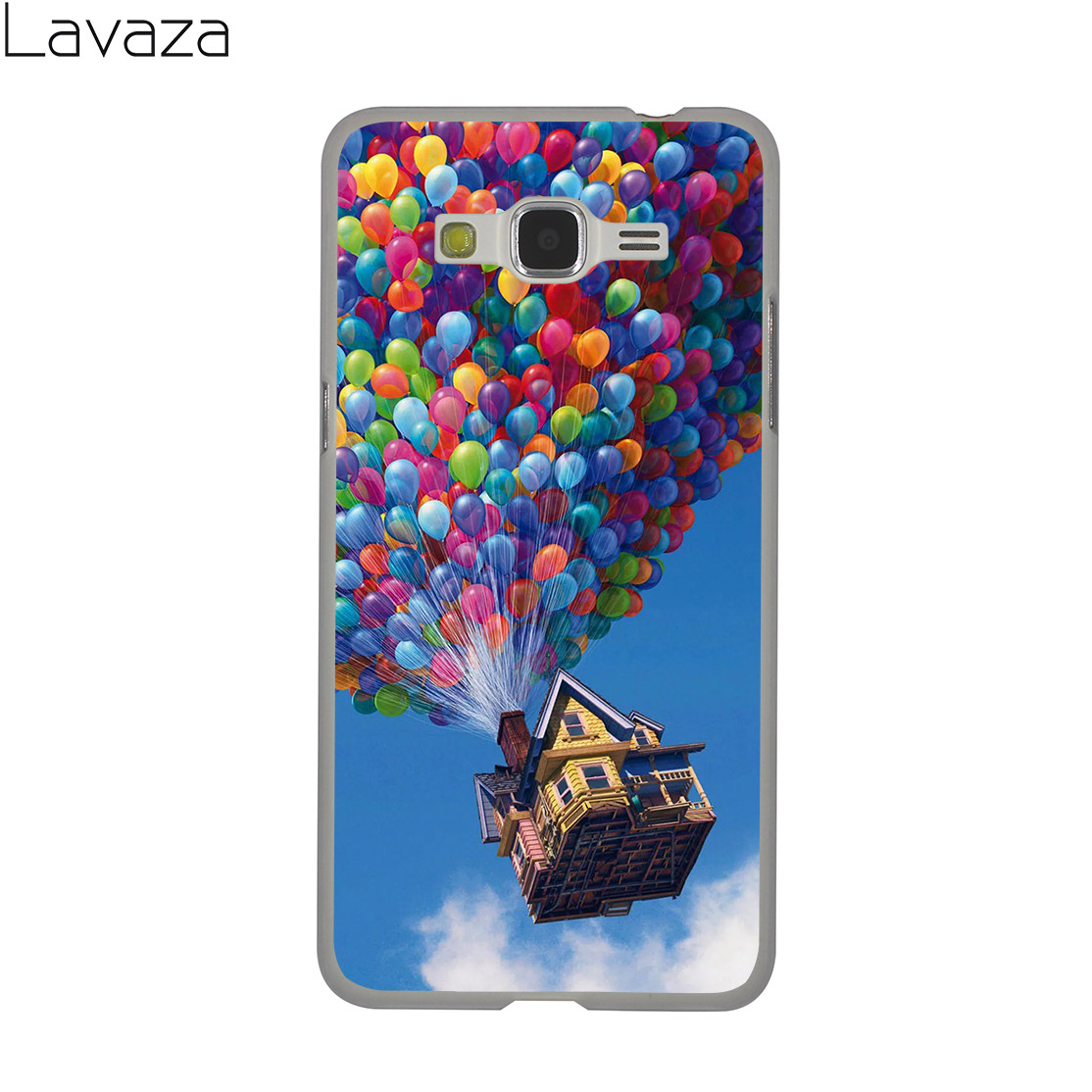 Lavaza hot air balloon Sunset sky up Case for Samsung Galaxy A3 A5 A7 A8 2015 2016 2017 2018 Note 8 5 4 3 2 Grand Prime