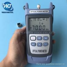FTTH волоконно-оптический измеритель мощности KING-60S волоконно-оптический кабель тестер-70dBm~+ 10dBm SC/FC Разъем