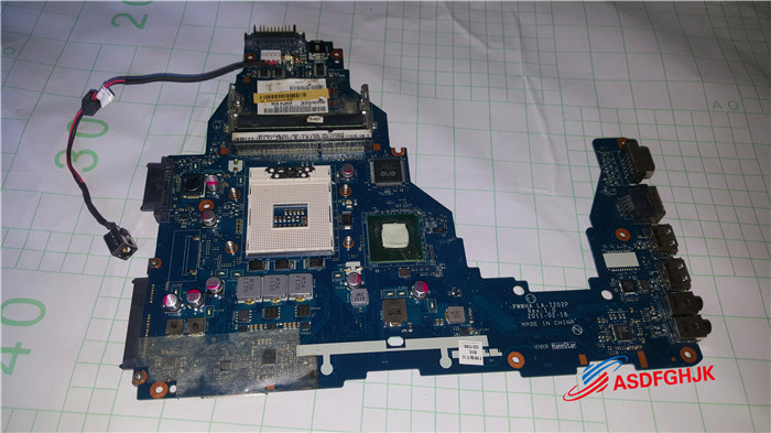 Original For Toshiba Satellite C660 LAPTOP Motherboard PWWHA La-7202p K000124370 Fully tested Original For Toshiba Satellite C660 LAPTOP Motherboard PWWHA La-7202p K000124370 Fully tested