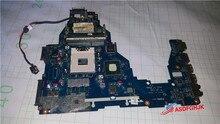 Плата разъемов для Toshiba Satellite C660 Материнская плата ноутбука PWWHA La-7202p K000124370 полностью протестированы