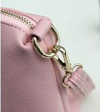 Famous Brands Designer Handbags High Quality Genuine Leather Bags For Women Shoulder Chain bucket Bags Casual dames tassen X59