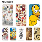 """huawei mate 10 lite Case,Silicon panda Painting Soft TPU Back Cover for huawei mate 10 lite 5.9"""" fitted Case shell"""