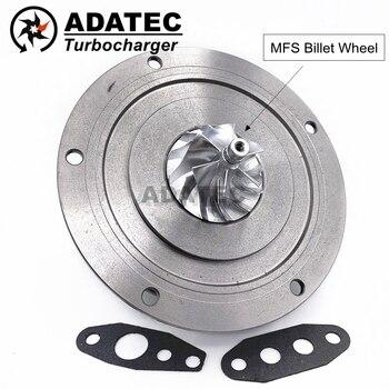 CT16V turbo CHRA 1720111070 17201-11070 turbine cartridge with mfs billet wheel for Toyota Hilux Innova Fortuner 2.4L 2GD-FTV