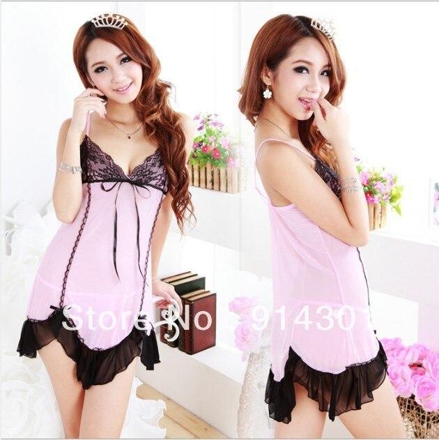 New !! 2013 Summer Women's Mini Dress Crew Neck Chiffon Sleeveless Causal Tunic Sundress pink colors Free Shipping