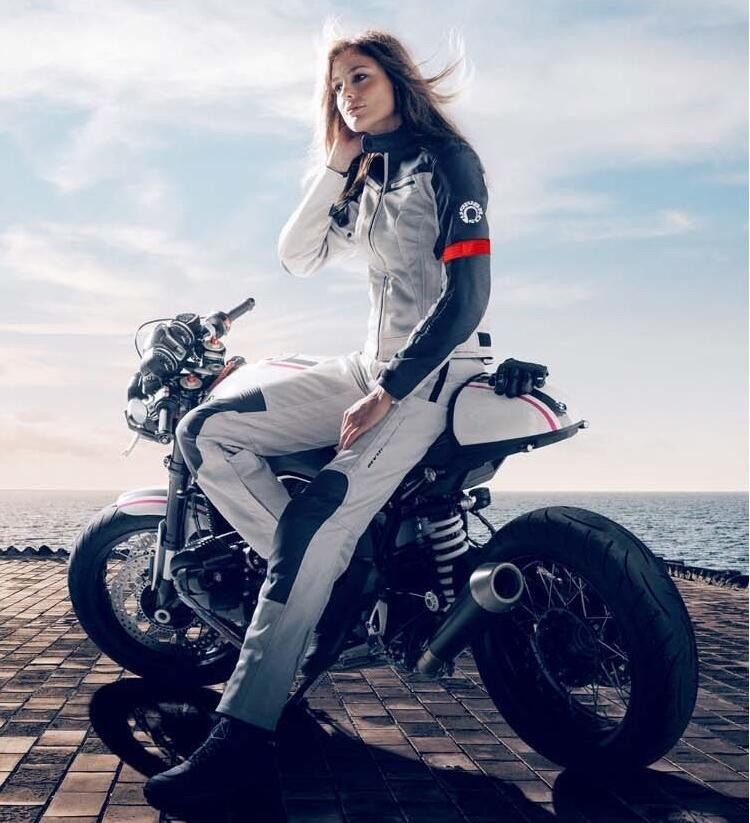 Uglybros Airwave Air 2 Jacket Summer Motorcycle Protection Jacket Cruiser Jacket Women's Removable Warmer lining waterproof