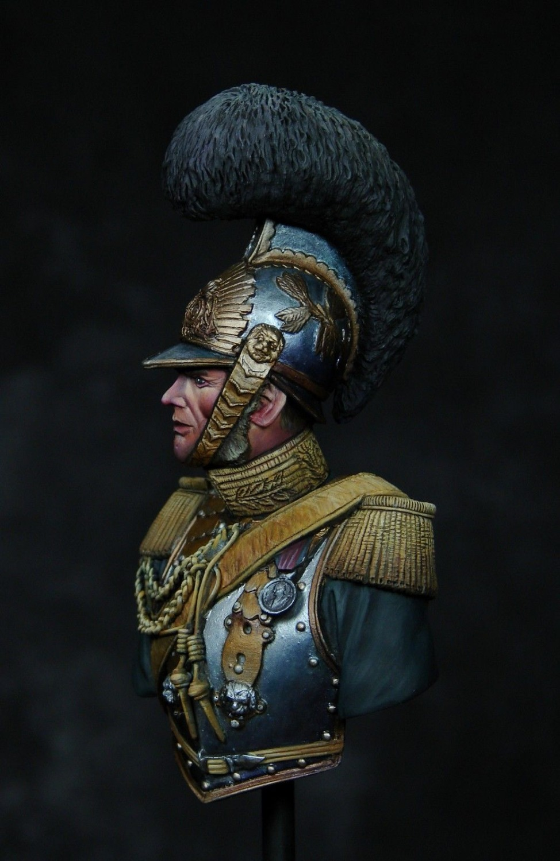 1//12 Ancient Roman Soldier Legionary Bust figure Historical Miniature Unpainted
