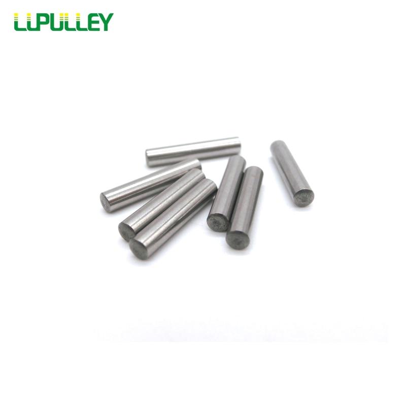 LUPULLEY Dowel Pin M5 5mm Parallel Steel Dowel Pins Fasten Element Length 6/8/10/12/13/14/16/18/20/28/30/35/40/50mm 20pcs/lot