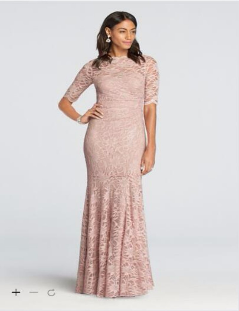Hermosa Vestidos De Dama De Fabricación Casera Inspiración - Ideas ...