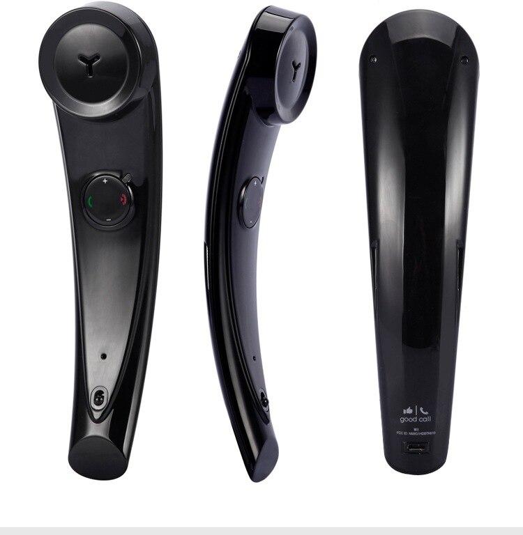 bilder für Gutes Geschenk Für Familie Mode Retro Bluetooth Kopfhörer Hörer Speziell Auf Die Handy Anti-radiation Handy