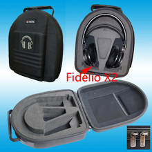 V-MOTA TDC headset Carry case boxs For PHILIPS Fidelio X2/Fidelio X1/Fidelio L1/Fidelio L2Bo/A5 PROI headphone(headset suitcase)