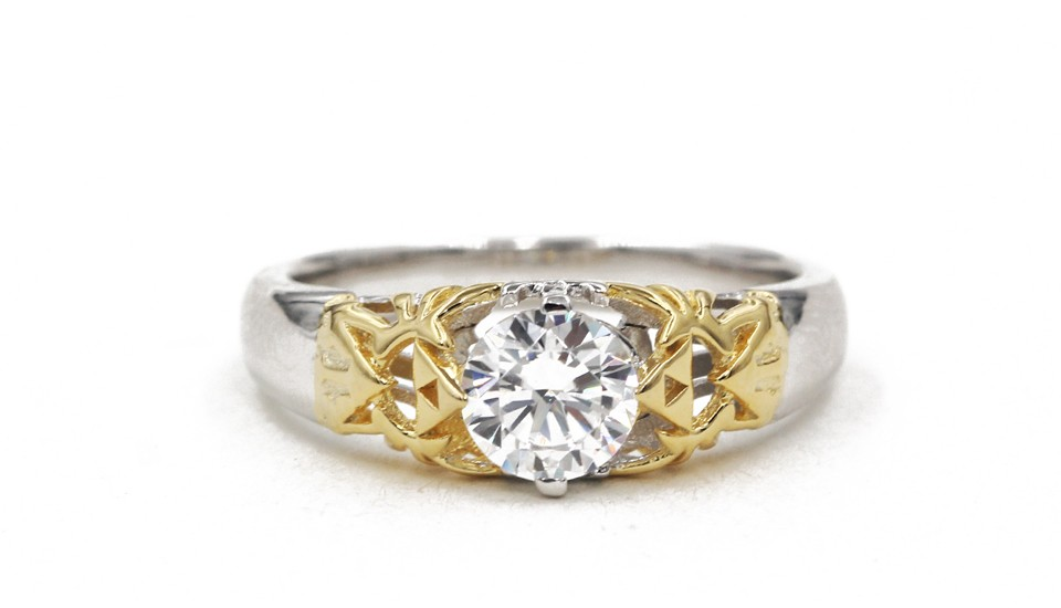 GZR0022-925S 0.8ct two-tone gold (7)