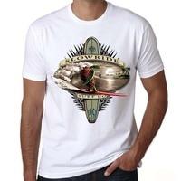 2017 Fashion T Shirts For Men Brand T Shirt Printing Surf Designs T Shirts Big Size