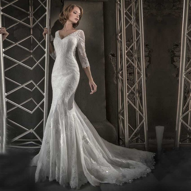 Silver Bridesmaid Dresses Long Sleeve_Bridesmaid Dresses_dressesss