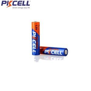 Image 3 - 40Pcs PKCELLแบตเตอรี่AAA 1.5V LR03แบตเตอรี่อัลคาไลน์E92 AM4 MN2400 3Aเดียวใช้แบตเตอรี่สำหรับแปรงสีฟันอิเล็กทรอนิกส์thermogun