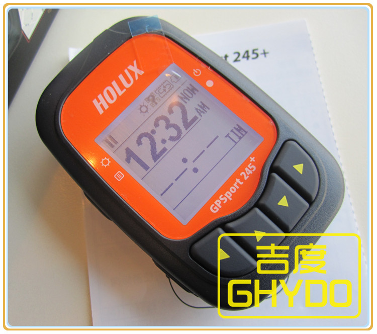 New Holux GR245+ GPSport GPS Receiver Data Logger Bike Cycling Sport Faster IPX6 outdoor Biking/Running/Walking/vehicle modes