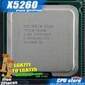 Intel Xeon X5260 3.33 ГГц/6 М/1333 близко к LGA771 Процессор Core 2 Dual-core E8500 ПРОЦЕССОР работает на LGA 775 материнская плата 2 Шт.