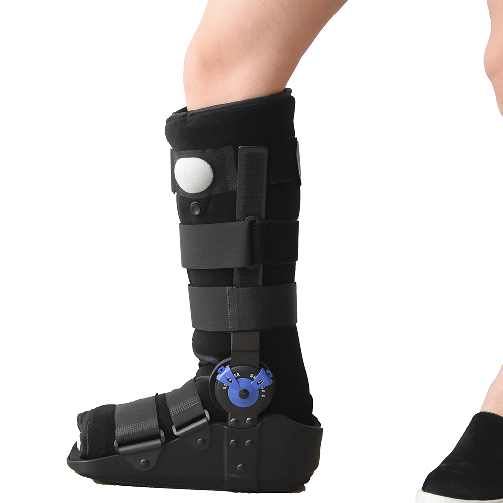 Closed toe medical walking shoe foot protection boot - Medical Walking Boots Professional Medical Supplies And Equipment Orthopedic Supports For Lower Tibia And Fibula Fracture