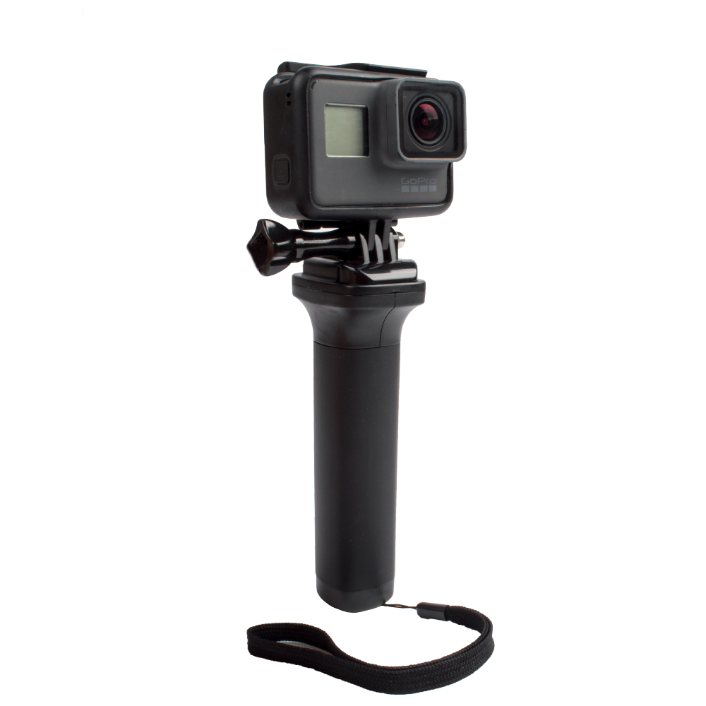 Probty Noir Flottant Main Grip Poignée Floaty Pôle pour GoPro Hero 5 4 3 + 3 SJCAM Xiaomi Yi SJ4000 D'action caméra
