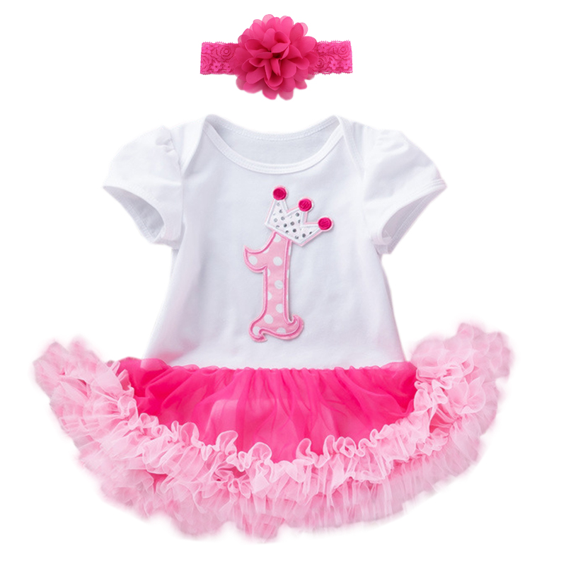 7388607a57b4 Detail Feedback Questions about First Birthday for Baby Girl Clothes ...