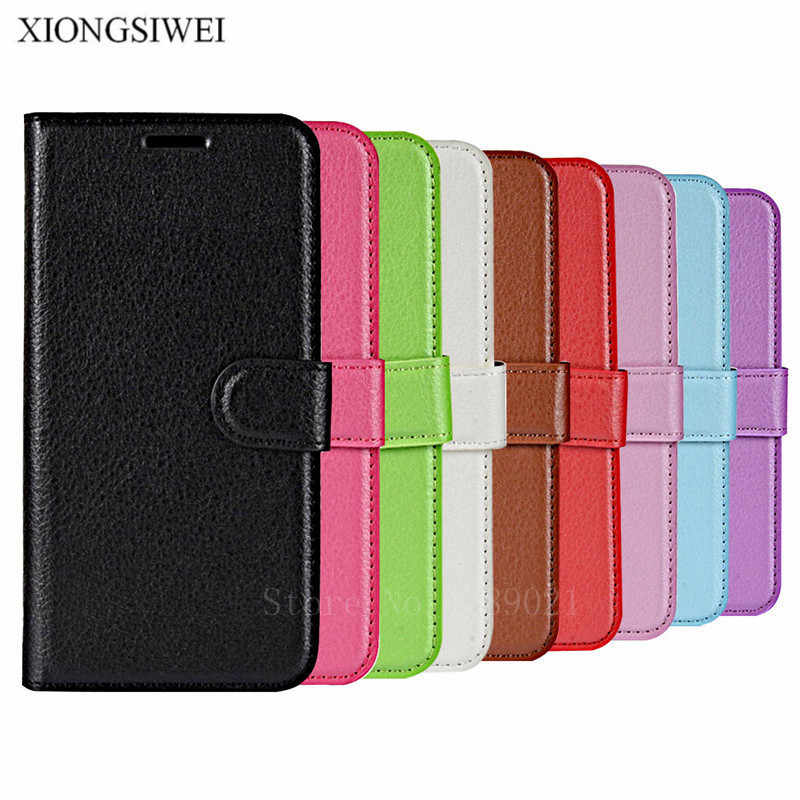 c717b3b41db9 For Asus ZenFone Live ZB553KL Case 5.5 PU Leather Cover Phone Case For Asus  ZenFone Live