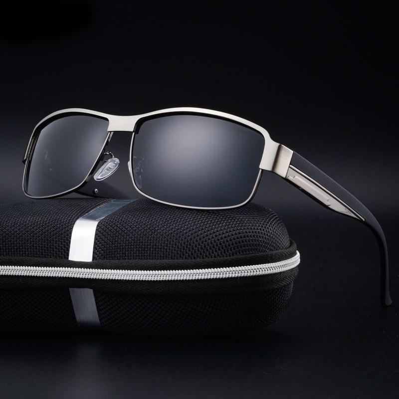 oculos sunglasses Men's classics small frame sunglasses polarized sunglasses driving glasses glasses oculos de sol steampunk
