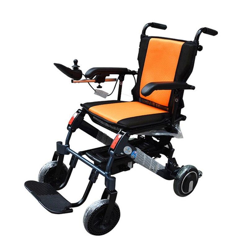 cadeira rodas eletrica idosa portatil motorizada 04