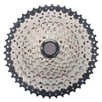 9 Speed 46T Single Speed Mountain Bikes Mtb Wide Ratio Bicycle Cassette