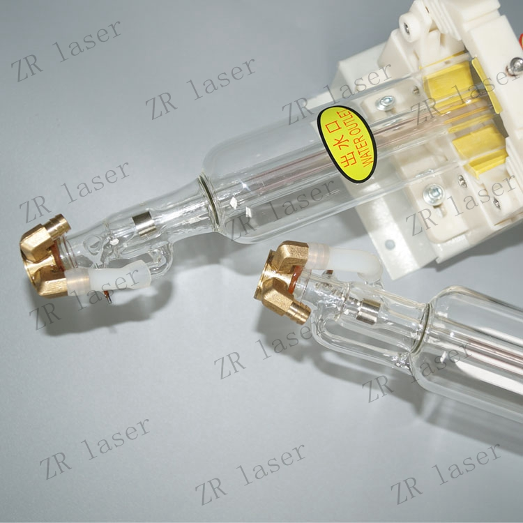 Original 40W co2 laser tube 700*50mm CO2 Laser Tube with Lifespan 10000h Cutter ZuRong