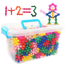 MYHOESWD DIY Model Puzzle Kits Creative Educational Gift Toys for Children Bunches Ball Assembling 3D Puzzle Toys for Kids Girls