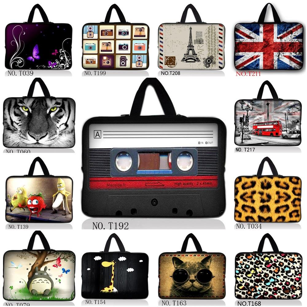 """Soft Case Sleeve Bag Cover+ Hide Handle For Microsoft Surface 3 10.8"""" Tablet PC /ASUS Transformer Book T100/T100TA"""