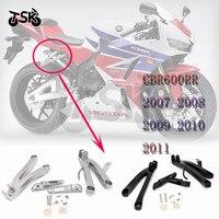For HONDA CBR 600 RR CBR 600RR 2007 2008 2009 2010 2011 Foot Peg Rear