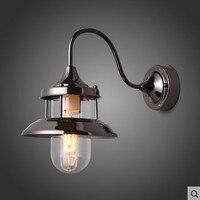 Amerikanischen Retro Loft Stil Jahrgang Industrielle Beleuchtung Wandleuchte Für Zuhause Edison Wandleuchte, LED Treppenlicht