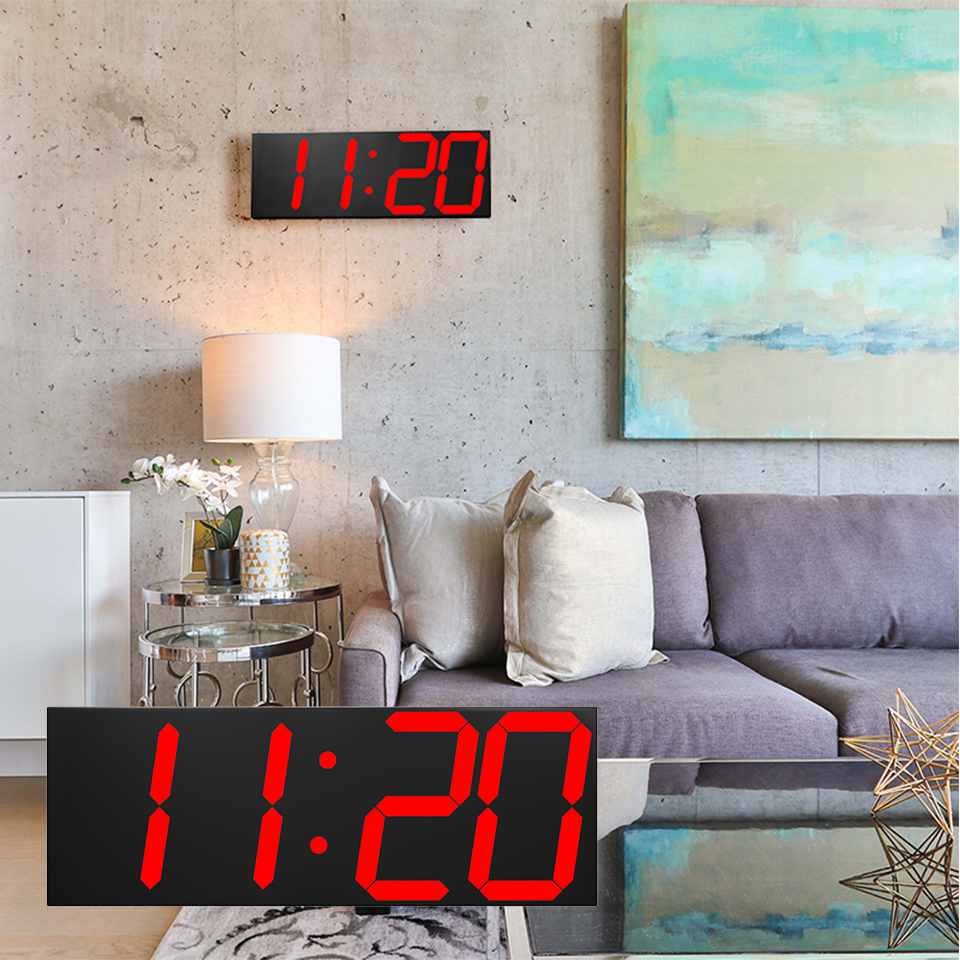 2019 Free Shipping New Clock Watch Wall Clocks Horloge 3d Diy Acrylic Mirror Stickers Home Decoration Living Room